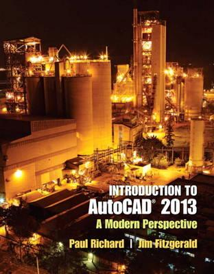 Introduction to Autocad 2013 By Richard, Paul L.